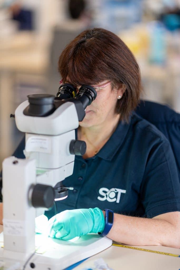 sct ceramics fabrication des traversées brasées hermétiques et miniaturisées pour les dispositifs médicaux actifs