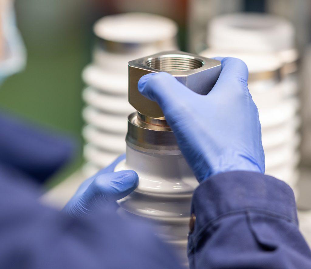 sct ceramics isolateur céramique brasé  pour puissances électriques
