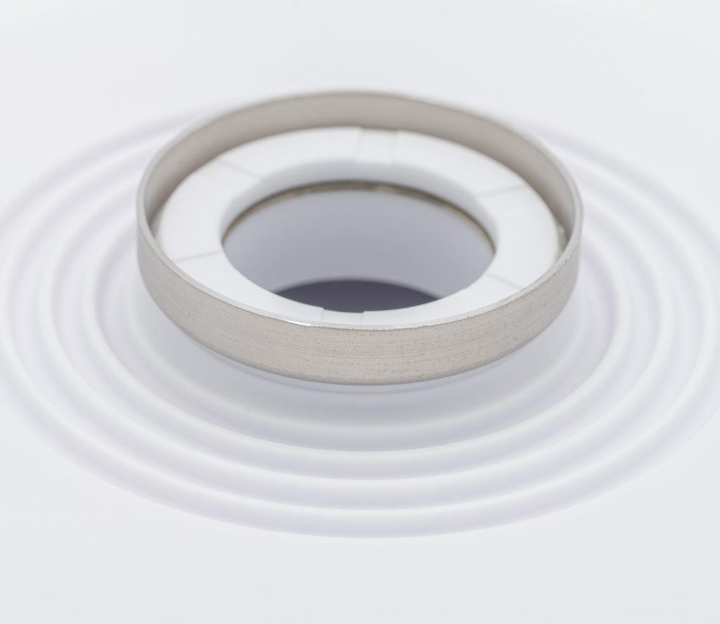 high power alumina ceramic feedthrough for high electric conditions