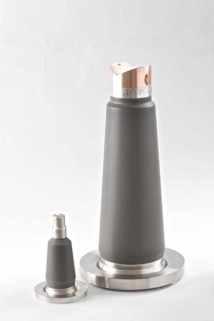 sct ceramics isolateur céramique-métal brasé avec alumine